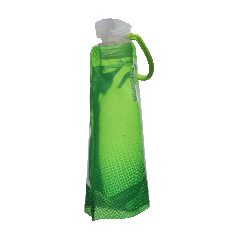 bouteille d/'eau Vert Flexible Durable Ballon Anti-bouteille 0.5 L Vapur Shades 18 oz environ 510.28 g